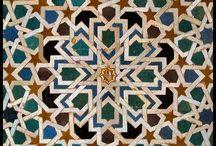 islamische Muster