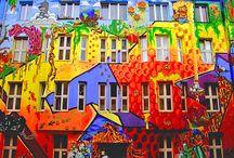 Graffiti art / by Jenny Sutherland
