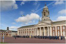 RAF Cranwell Graduation / A few images from a fantastic day at an RAF Cranwell Graduation Parade.