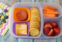 kids lunches / by Andrea Bray