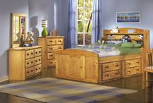 Rustic / Collection of Rustic furniture for your home.