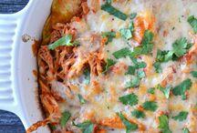 Recipes: Dinnertime!