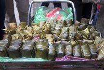 Vietnams Gerichte / Beim Reisen in einem fremden Land ist es notwendig, Spezialitäten von diesem Land zu probieren. Essen ist ein unerlässlicher Teil einer Kultur!