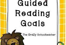 K-1 Guided Reading Fun! / by Janie Sessoms