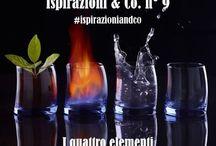Ispirazioni&Co. - I quattro elementi