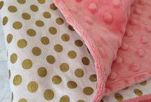 Baby Girl Nursery Ideas / by Kim Uccellini