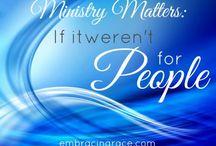 Ministry and Christian Faith