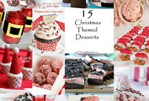 Holiday & Seasonal Food and Drinks / Holiday and Seasonal Themed Drinks and food, Christmas Cookies or more.  / by Danielle Leonard - The Frugal Navy Wife