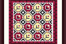 traditional cross stitch pattern