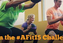 #AFit15 / 4 Weeks to a Better, Healthier You! / by Anytime Fitness