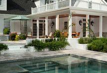 Hutchins Home-Pool / by Katrina Hutchins