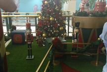 Natal nos shoppings