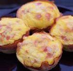 LowCarb Muffins herzhaft