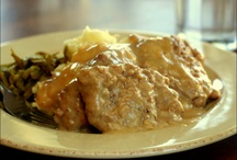 Mom's bday dinner / by Robin Crossett Felts