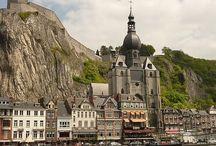 Travelling Around Belgium