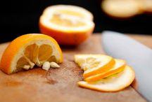 Seville Oranges / Recipes using Seville Oranges
