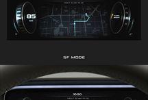 Vehicle interieur