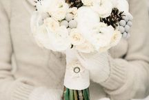 Winter wedding inspiration / Fun and clever ideas for the winter bride