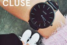 Cluse horloges ♥ / We ♥ CLUSE horloges. Minimalistisch en zo verfijnd! Eenvoud siert! Dat zien we eens te meer met CLUSE horloges! Show ons jouw favoriete CLUSE horloge op Facebook - Instagram - Pinterest