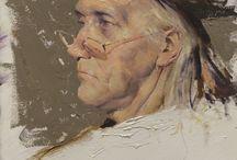 Portraits / portrait paintings that inspire me
