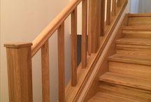 Lépcső Wood