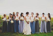 bridesmaids / by Emma Nathews