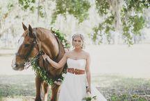 Wedding theme farm