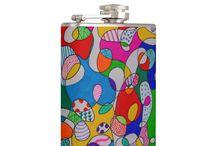 Flasks / Designs for flasks