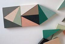 colours/patterns/textures