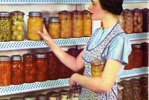 Food in Jars / by Patti McAvoy