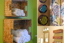HOME DECOR & DISIGN / Ispirazioni creative per rinnovare gli spazi aperti e chiusi #RicicloCreativo #FaiDaTe #DIY #EcoDesign