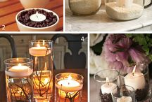 Lighting and candles