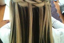 cute hair styles / by Stevie Robison