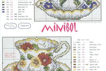 Projects to Try / cross stitch ideas