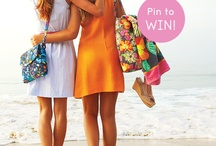 Vera Bradley Pack Your Bags / by Rajee Pandi