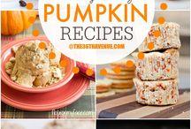 Pumpkin Paradise / All things pumpkin!