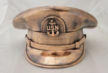 Bronzed Military Items