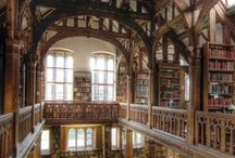 Hotel Libraries / cool hotel libraries