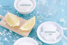 Diy / Lip scrub