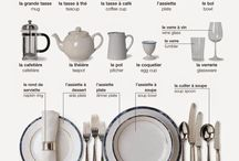 TABLE MANNERS | STOLOVANIE | PORCELAN