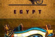 EGITO ENCANTO E MAGIA VII / HISTÓRIA
