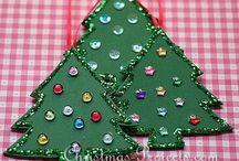 holiday crafts decor