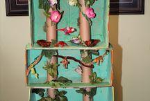 Shoe box habitats