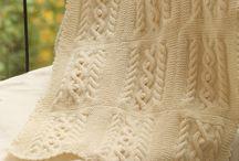 El örgüsü battaniye örnekleri.