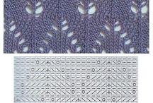 Вязанье спицами