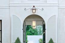 front garden/entrance