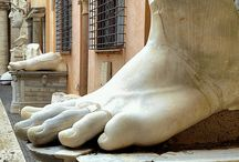 Giant Structures/Monuments/Statues / by penny rinn