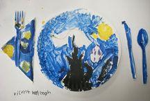 Art Fundraising / by Vanessa Wright