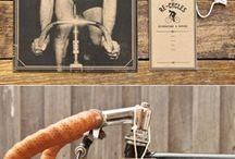 Velo vintage / Ispirazioni e particolari di biciclette d'epoca
