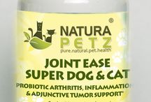 Joint Ease Super Dog & Cat / For all types of arthritis, to repair and rebuild the cartilage matrix and to limit inflammation and pain.